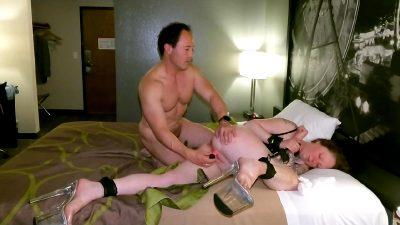 Bondage On Date Night