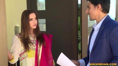 Cheating Wife Nisha Fucks Her Husbands Boss – Sex Movies Featuring Niks Indian