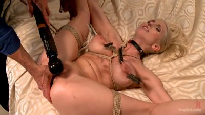 Horny Amateur Porn Blond Babe Knows How To Fuck – Christie Stevens
