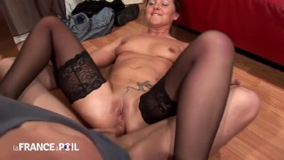 Horny Big Beautiful Woman Mature Gets Double Teamed