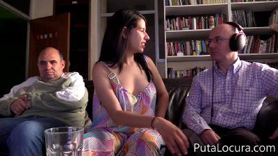 Latina Amateur Babe Gangbang Sex – Julia Montalban