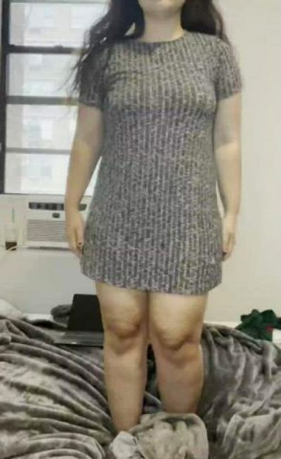 This Dress Flattens Me, Guess Ill Just Get Naked
