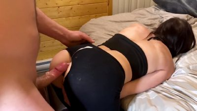 Try Not To Cum Hot Amateur Creampie Compilation