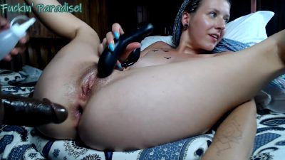 Wife Takes Bbc In Ass For The 1st Time Swallows Black Bulls Seed